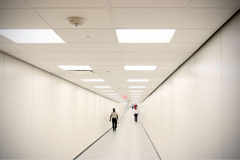 underground tunnels in Houston
