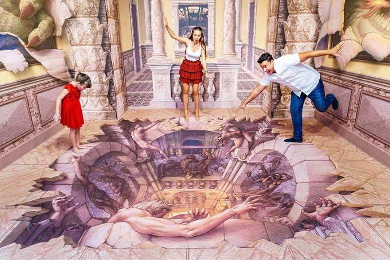 3D-Museum der Wunder, Playa del Carmen