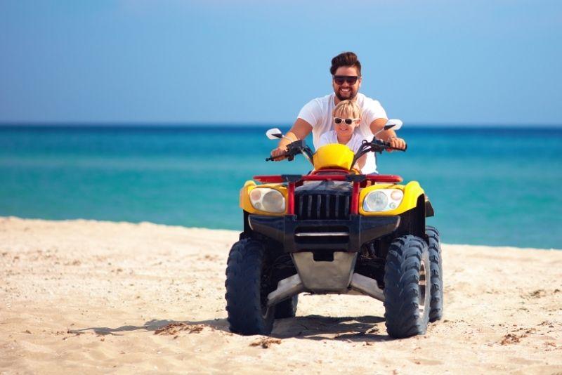 ATV tour in Cozumel