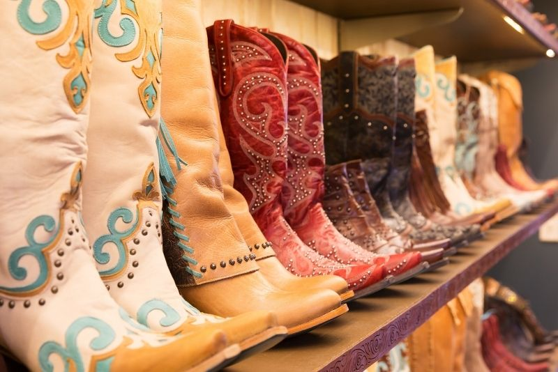 Allens Boots, Austin