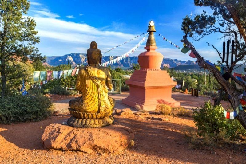 Amitabha Stupa and Peace Park, Sedona