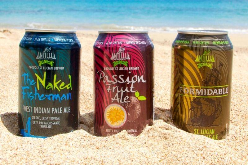 Antillia Brewing Company, St Lucia