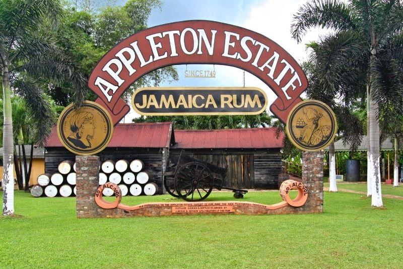 Appleton Rum Estate, Jamaica
