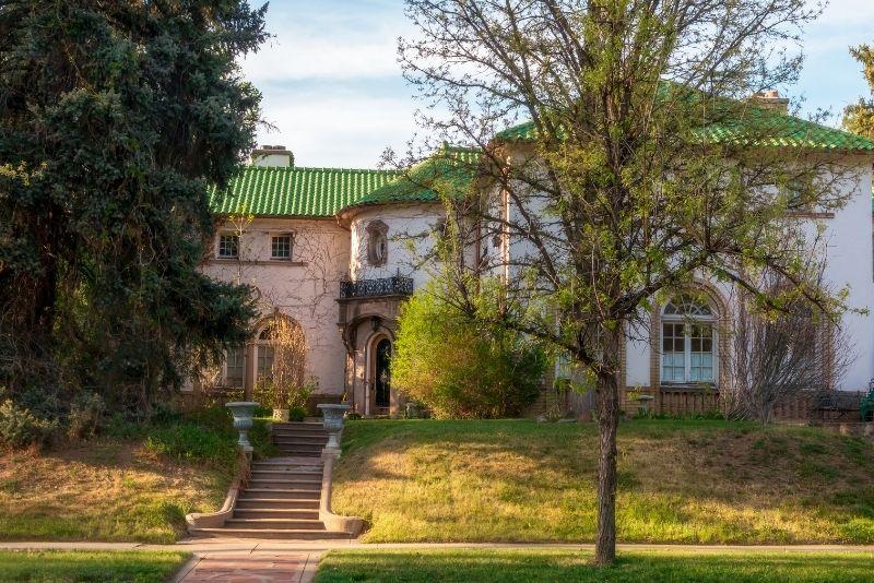 Baker Historic Neighborhood in Denver
