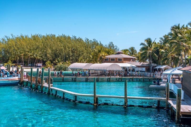 Blue Lagoon Island, The Bahamas