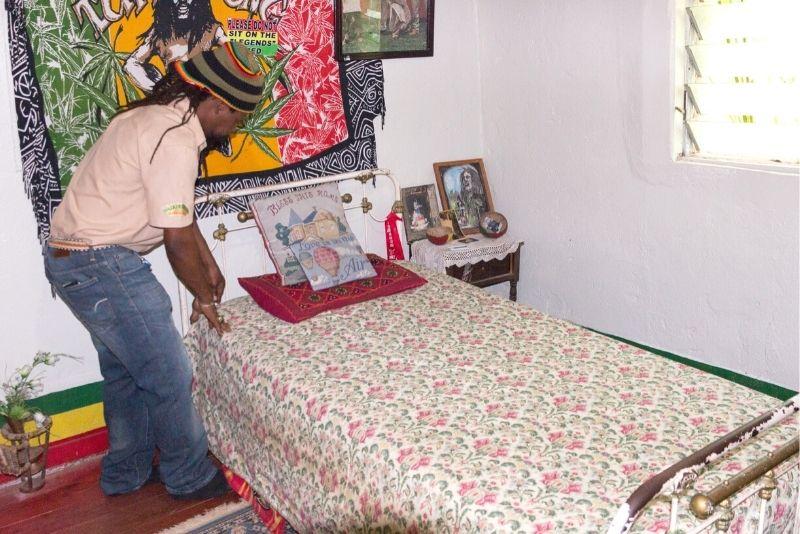 Bob Marley's Nine Mile, Jamaica