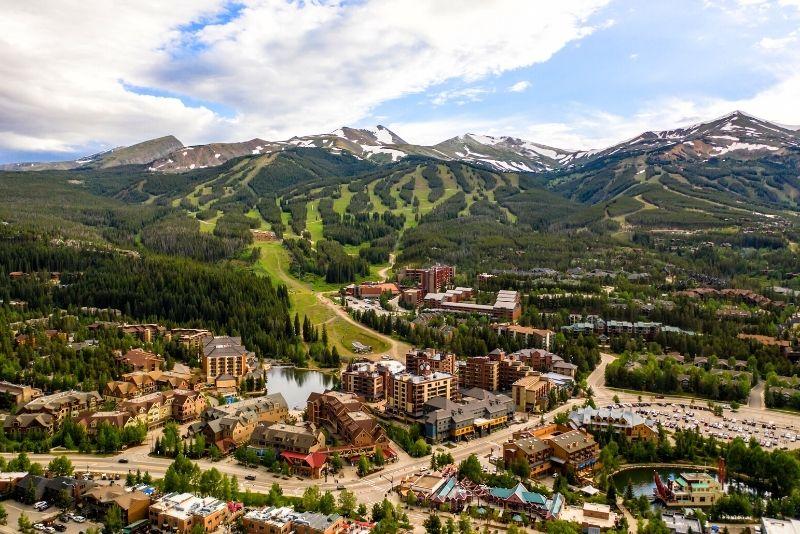 Breckenridge day trip from Denver, Colorado