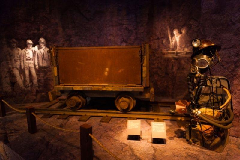 Britannia Mine Museum, British Columbia, Canada
