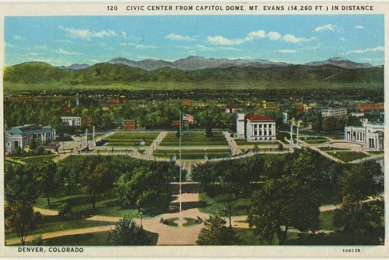 Building Denver exhibit at History Colorado Center