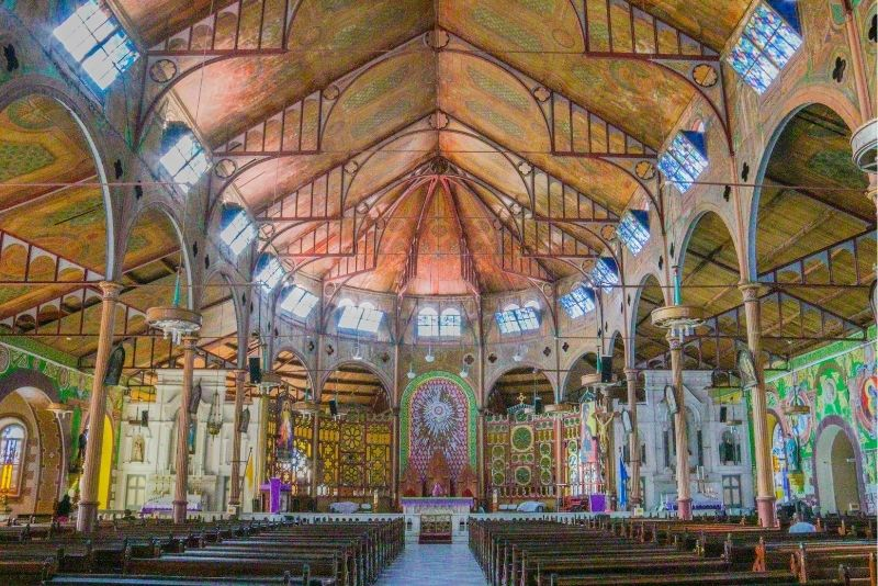 Cathedral Basilica of the Immaculate Conception, St Lucia