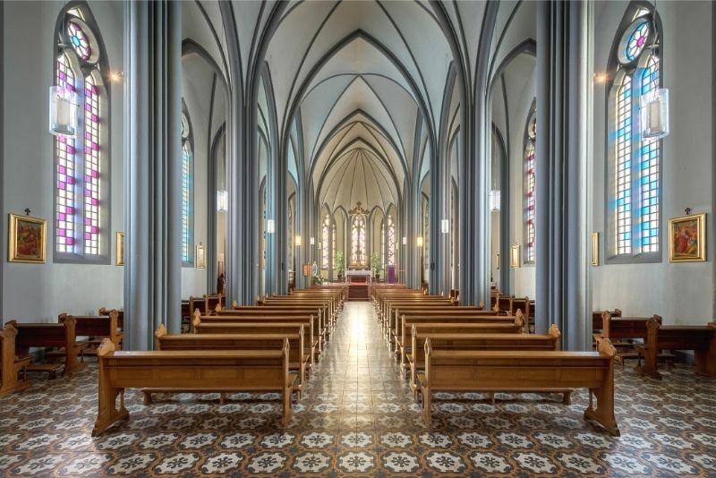 Cattedrale di Cristo Re, Reykjavik