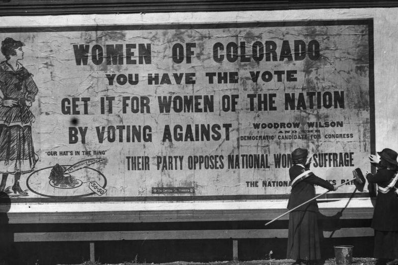 Center for Colorado Women's History, Denver
