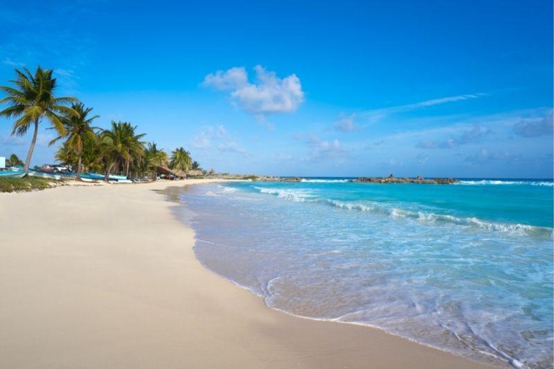 Chen Rio Beach, Cozumel