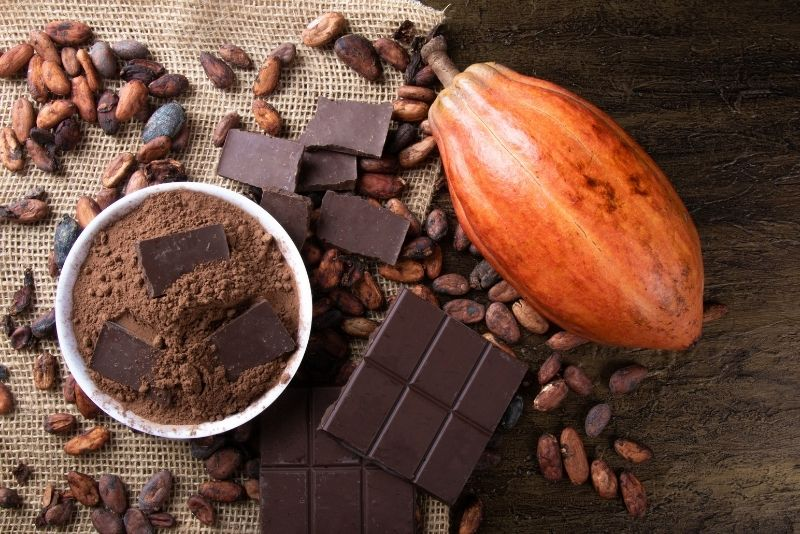 Chocolate Heritage Month, St Lucia