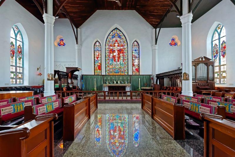 Christ Church Cathedral in Nassau