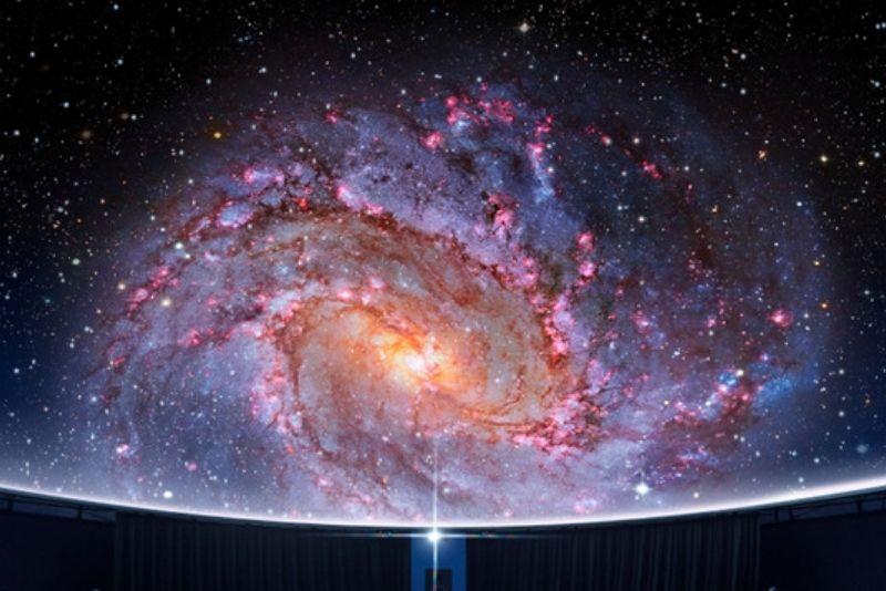 Clark Planetarium, Salt Lake City