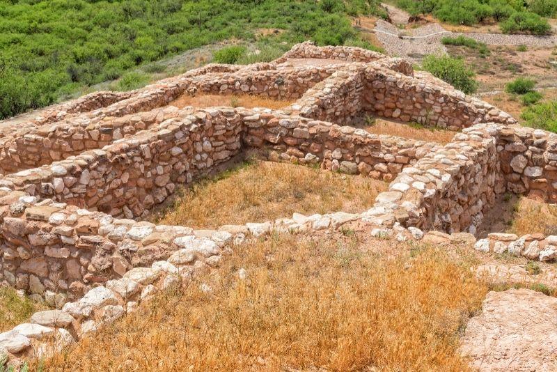 Clarkdale Tuzigoot National Monument tour from Sedona