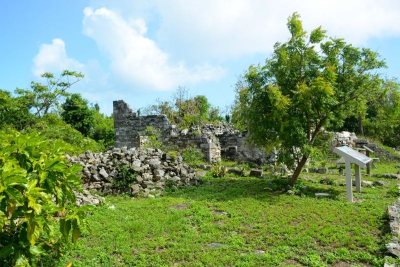 Clifton Heritage Park in Nassau, The Bahamas
