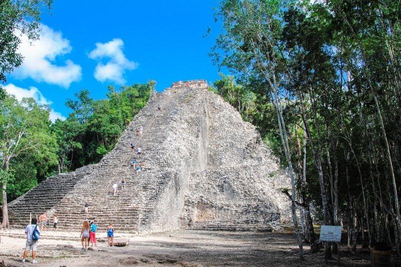 Versuchen Sie Tempel, Mexiko