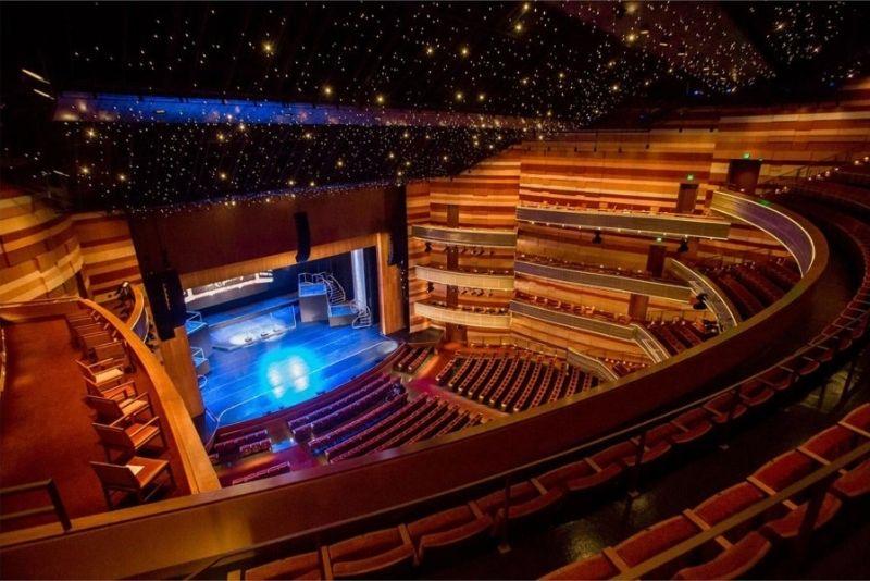 Eccles Theater, Salt Lake City