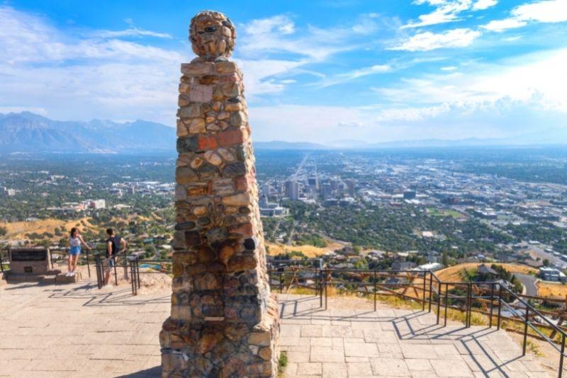 Ensign Peak, Salt Lake City