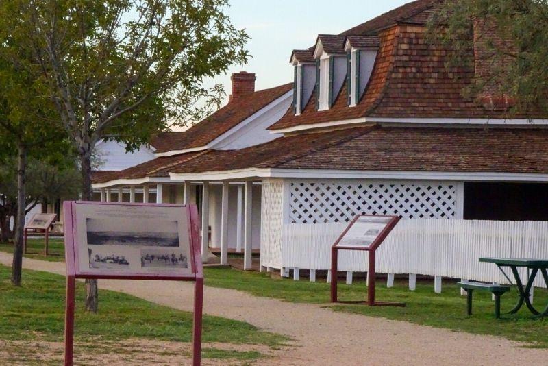 Fort Verde State Historic Park, Sedona