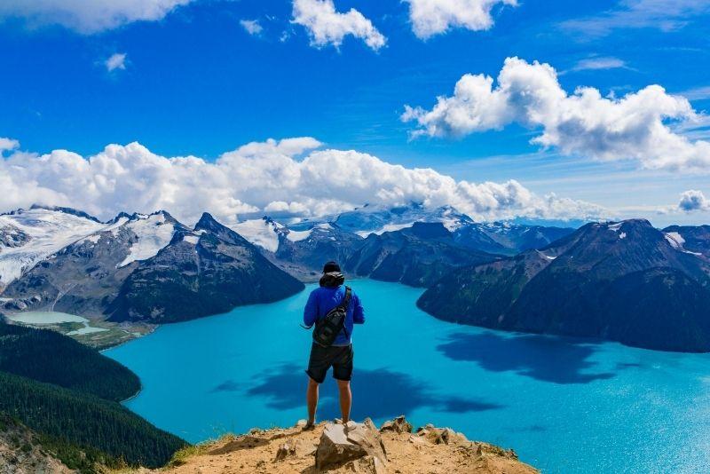 Garibaldi Lake, British Columbia, Canada