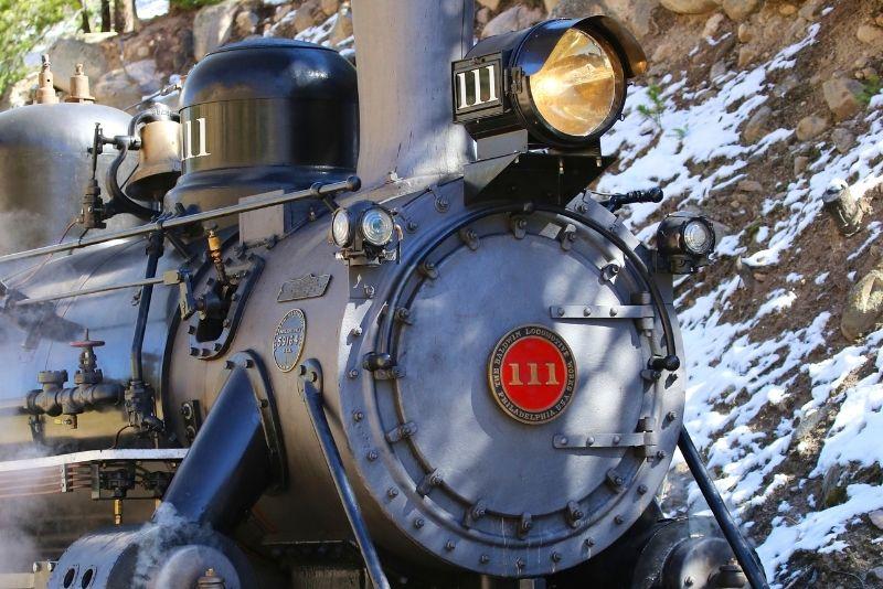 Georgetown Loop Railroad, Denver