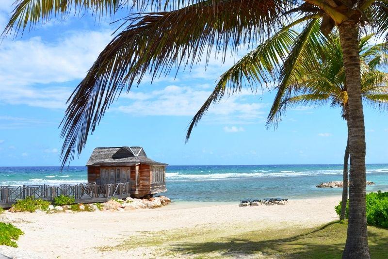 Half Moon Beach, Jamaica