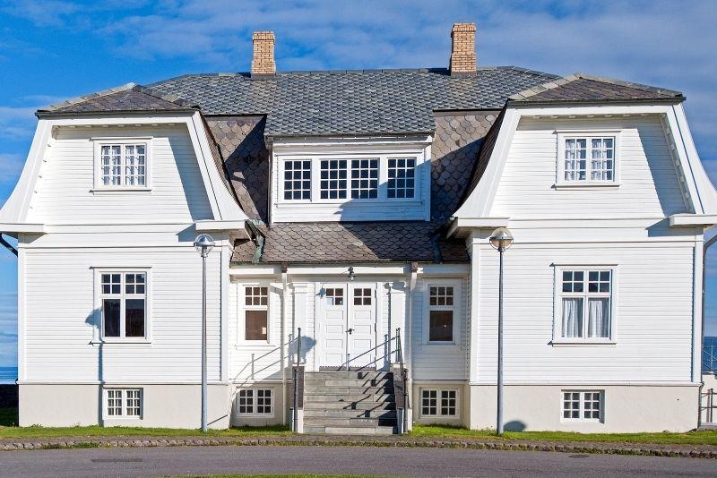 Casa Höfdi, Reykjavik
