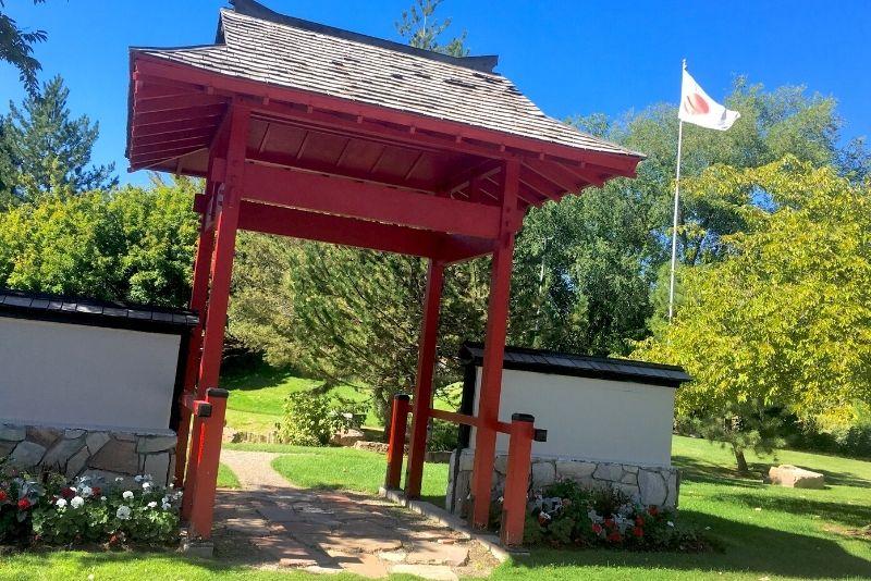 International Peace Gardens at Jordan Park, Salt Lake City
