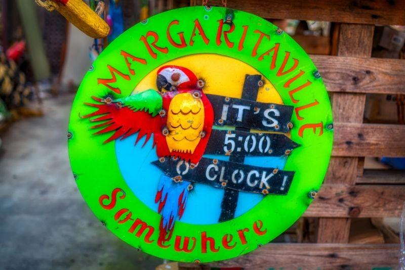 Jimmy Buffett's Margaritaville, Cozumel
