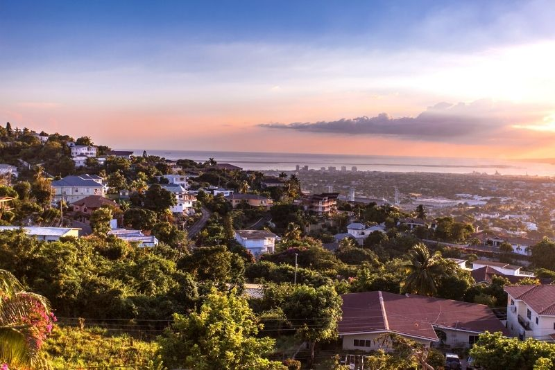 Kingston City, Jamaica