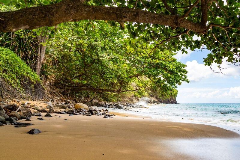 La Toc Beach, St Lucia