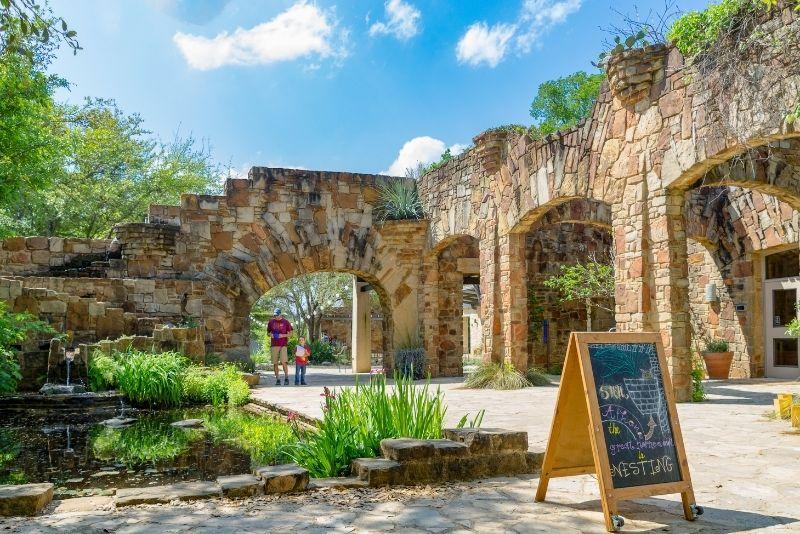 Lady Bird Johnson Wildflower Center, Austin