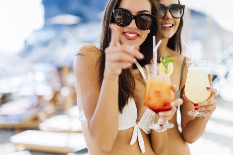 Lido Beach Club, Playa del Carmen