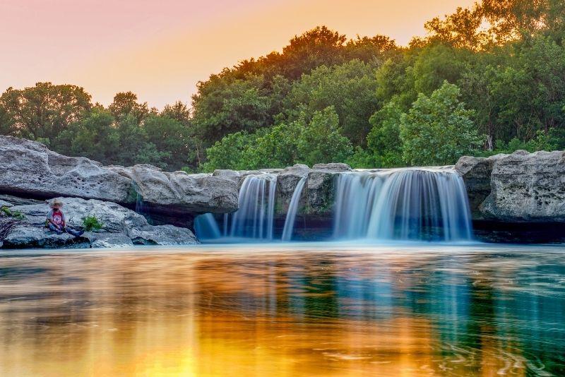 McKinney Falls State Park, Austin