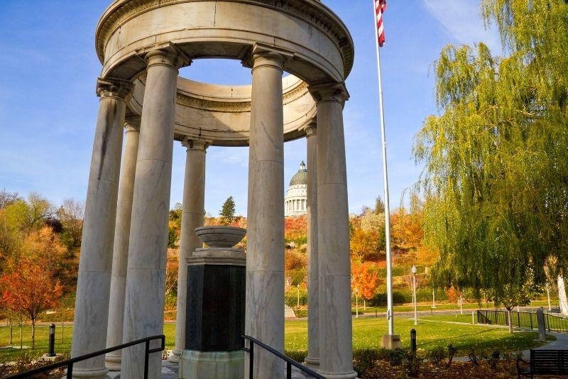 Memory Grove Park, Salt Lake City