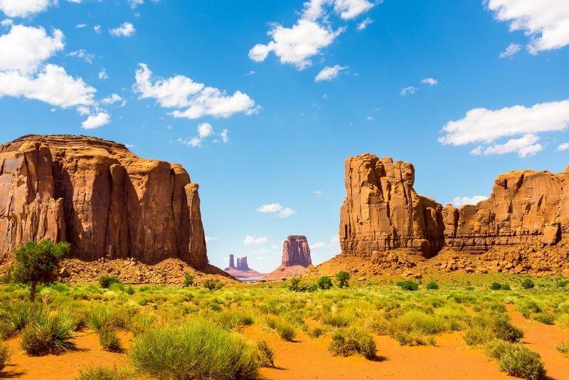 Monument Valley day trip, Sedona