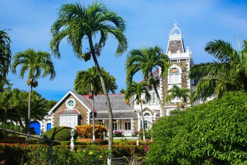Morne Fortune, St Lucia