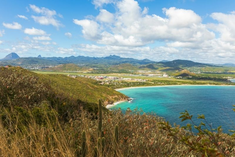 Moule a Chique viewpoint, St Lucia