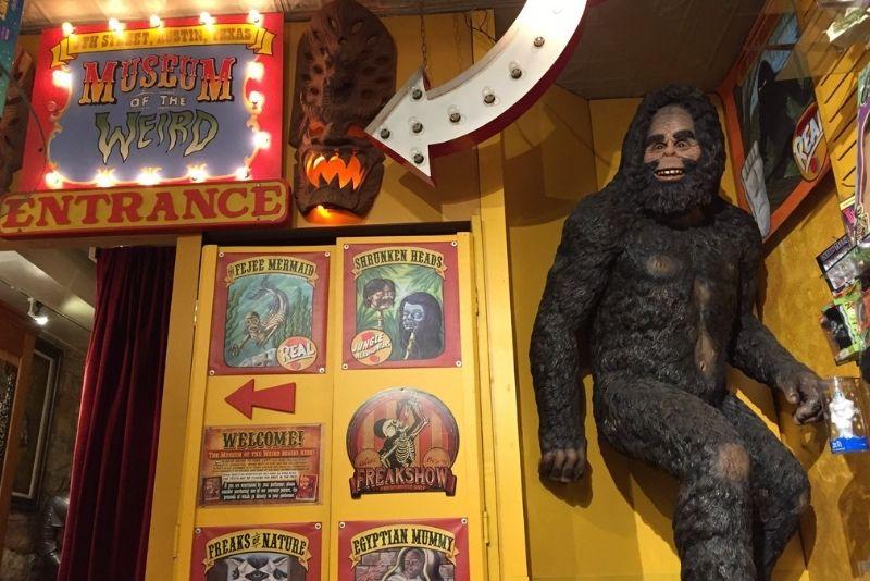 Museum of the Weird, Austin