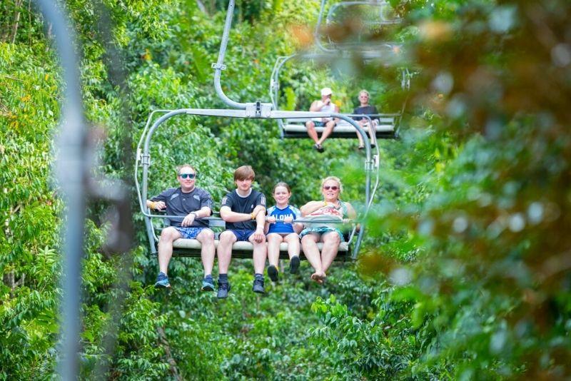Mystic Mountain Rainforest Adventures, Jamaica
