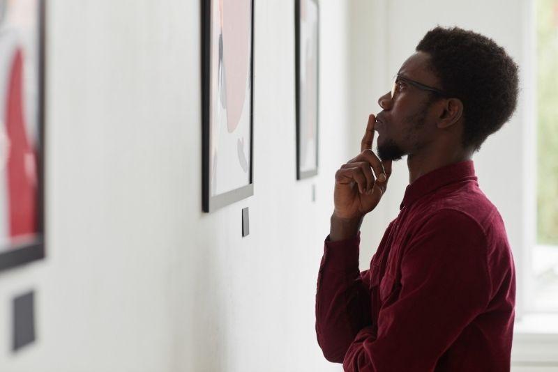 National Art Gallery in Nassau, The Bahamas