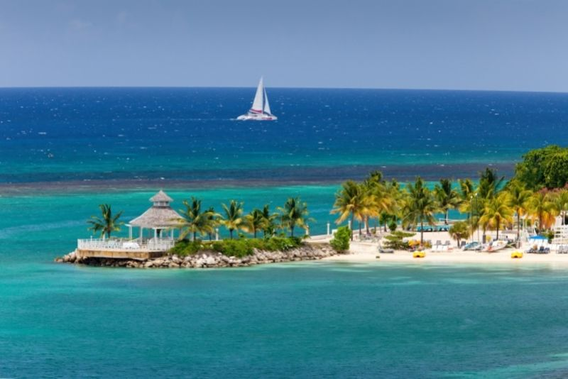 Ocho Rios Bay Beach, Jamaica