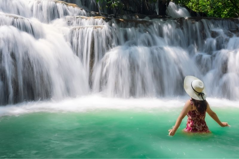 Original Mayfield Falls, Jamaica