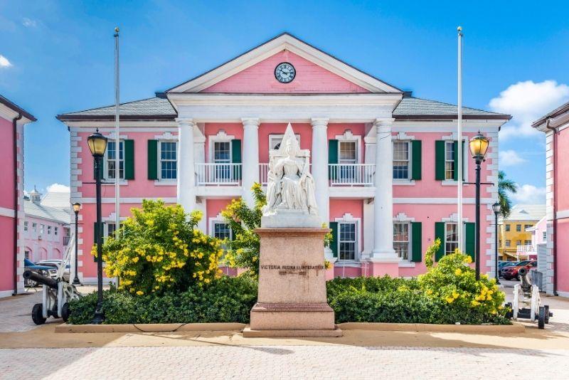 Parliament Square, Nassau