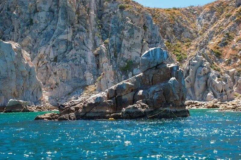 Pelican Rock, Cabo San Lucas
