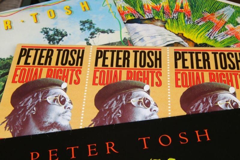 Peter Tosh Monument, Jamaica