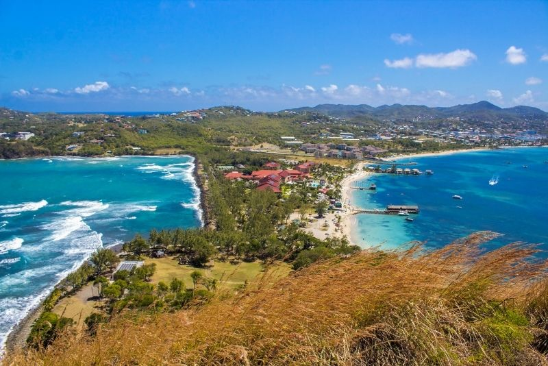 Pigeon Island National Park, St Lucia